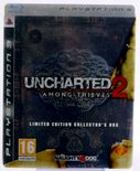 Uncharted 2: Among Thieves (Limited Edition Collector's Box) - PS3