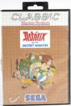 Asterix And The Secret Mission (Classic) - Master System