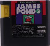 James Pond 3: Operation Starfish - Mega Drive