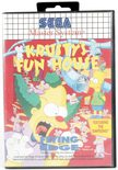 Krusty's Fun House - Master System