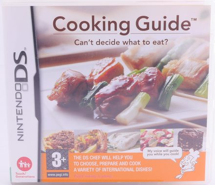 Cooking Guide (Can't Decide What to Eat?)