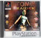 Tomb Raider (German Version Platinum) - PS1