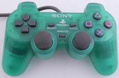 Playstation 2 Controller (PS2 Turquoise)