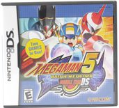 Mega Man Battle Network 5: Double Team DS - Nintendo DS