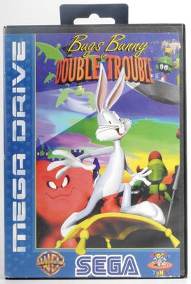 Bugs Bunny in Double Trouble - Mega Drive