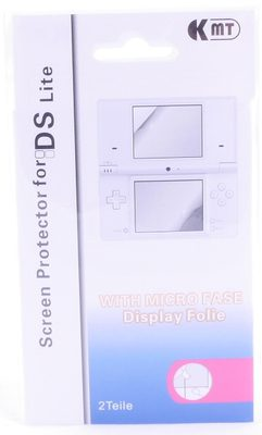 Screen Protector Film for Nintendo DS Lite