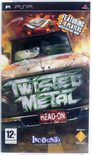 Twisted Metal Head-On - PSP