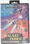 Galaxy Force II - Mega Drive
