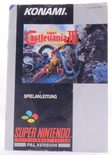 Super Castlevania IV (Manual)
