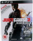 Just Cause 2 Limited Edition - PS3