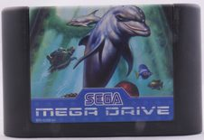 Ecco: The Tides Of Time - Mega Drive