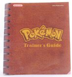 Pokemon Trainer's Guide (Red / Blue Manual)