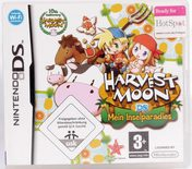 Harvest Moon: Island Of Happiness - Nintendo DS