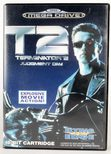 T2 Terminator 2 Judgment Day - Mega Drive