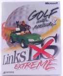 Links Extreme: Golf With Attitude (PC-CD)