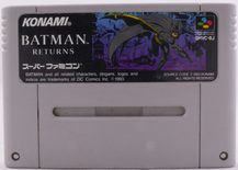 Batman Returns (Super Famicom) - SNES