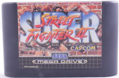Super Street Fighter II - Mega Drive