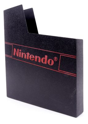 NES Dust Cover (With Nintendo logo)