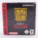The Legend of Zelda (Nes Classics) - GBA
