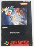 Street Fighter Alpha 2 (Manual)