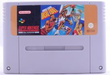 World League Basketball - SNES