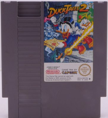 DuckTales 2 (German Version)
