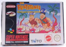 The Flintstones: The Treasure Of Sierra Madrock - SNES