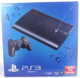 Sony Playstation 3 Console Super Slim 12GB