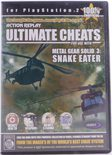 Action Replay Ultimate Cheats Metal Gear Solid 3 - PS2