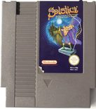 Solstice: The Quest For The Staff Of Demnos - NES