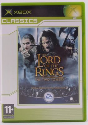 The Lord Of The Rings: The Two Towers (Classics)