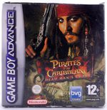 Pirates Of The Caribbean: Dead Man's Chest - GBA