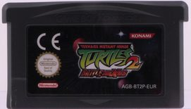 Teenage Mutant Ninja Turtles 2: Battle Nexus - GBA