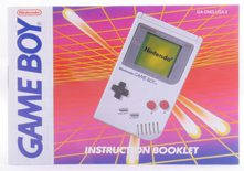 Game Boy Console (Manual)