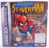 Spider-Man: Mysterio's Menace - GBA