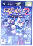 Blinx 2: Masters of Time and Space - Xbox
