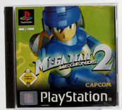 Mega Man Legends 2 - PS1