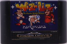 Wiz 'n' Liz: The Frantic Wabbit Wescue - Mega Drive