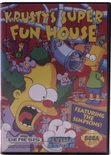 Krusty's Super Fun House - Sega Genesis