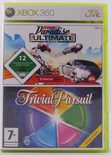 Burnout Paradise The Ultimate Box / Trivial Pursuit - Xbox 360