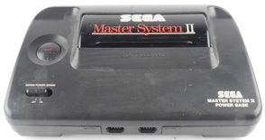 Sega Master System II Console With Alex Kidd In Miracle World (No Controller Or Cables)