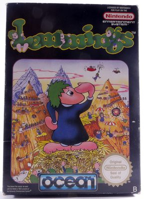 Lemmings - NES