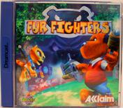 Fur Fighters - Dreamcast