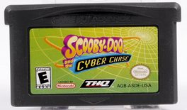 Scooby-Doo and the Cyber Chase - GBA