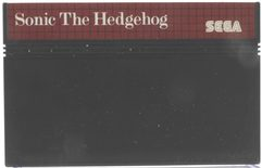 Sonic The Hedgehog - Master System