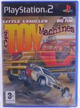 RC Toy Machines - PS2
