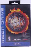 NBA Jam Tournament Edition (USA Game, PAL Box) - Sega Genesis