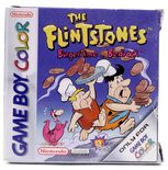 Flintstones Burger Time in Bedrock - GBC