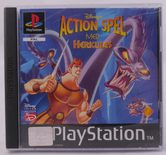 Disney's Action Game Featuring Hercules (Swedish Version) - PS1