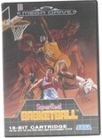 Super Real Basketball - Mega Drive
